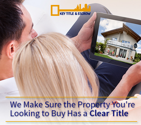 Picture of A Couple Looking to Buy Property in Miami, Florida With the Help of Key Title & Escrow's Title Insurance
