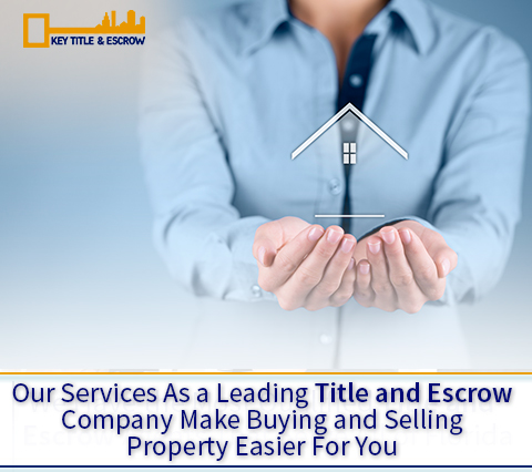 Picture of a Title and Escrow Company