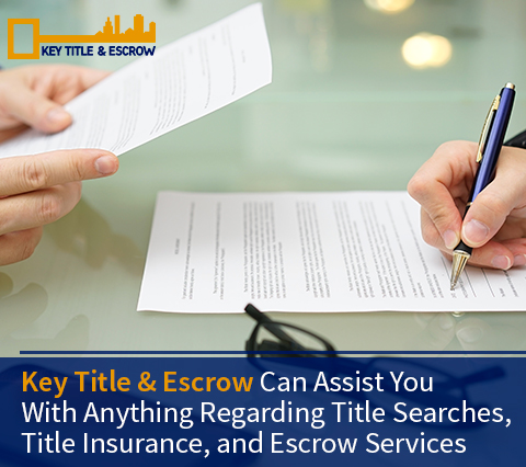 Picture of a Title and Escrow Agency