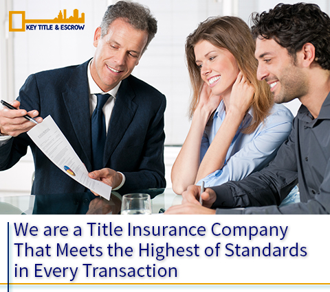 Picture of a Title Insurance Company