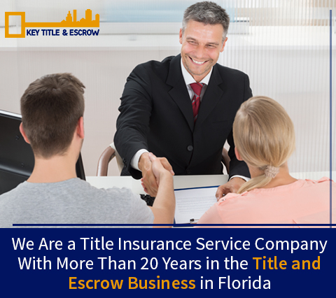 Picture of a Title Insurance Service Company
