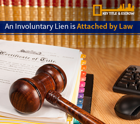 Picture of a Involuntary Lien Attached by Law