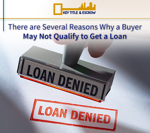 Picture of a Mortgage Loan Being Denied