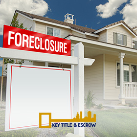 Picture of a Foreclosed Home