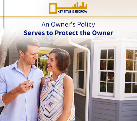 Key Title & Escrow Client with Owner's Policy