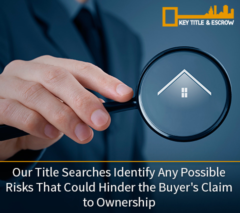 Picture of a Man Conducting a Title Search for Key Title & Escrow in Florida