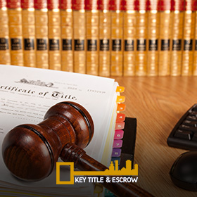 Picture of an Involuntary Lien Attached by Law, to Make Sure Your Title Is Lien Free Hire Title and Escrow Services