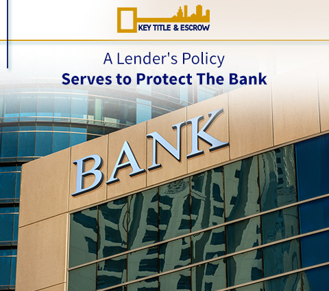 The Bank or Lending Institution Protected by Lender's Policy